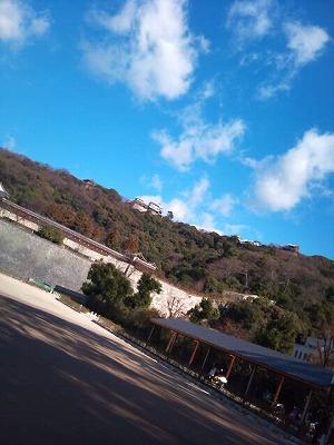 頂上に松山城.jpg